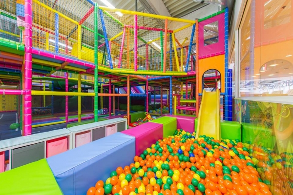 kiddypark spatiu loc joaca cluj-napoca petreceri copii