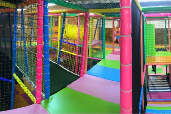 kids party playground indoor cluj napoca romania vivo mall