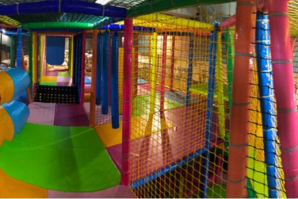 vivo mall spatiu joaca kiddypark park distractii
